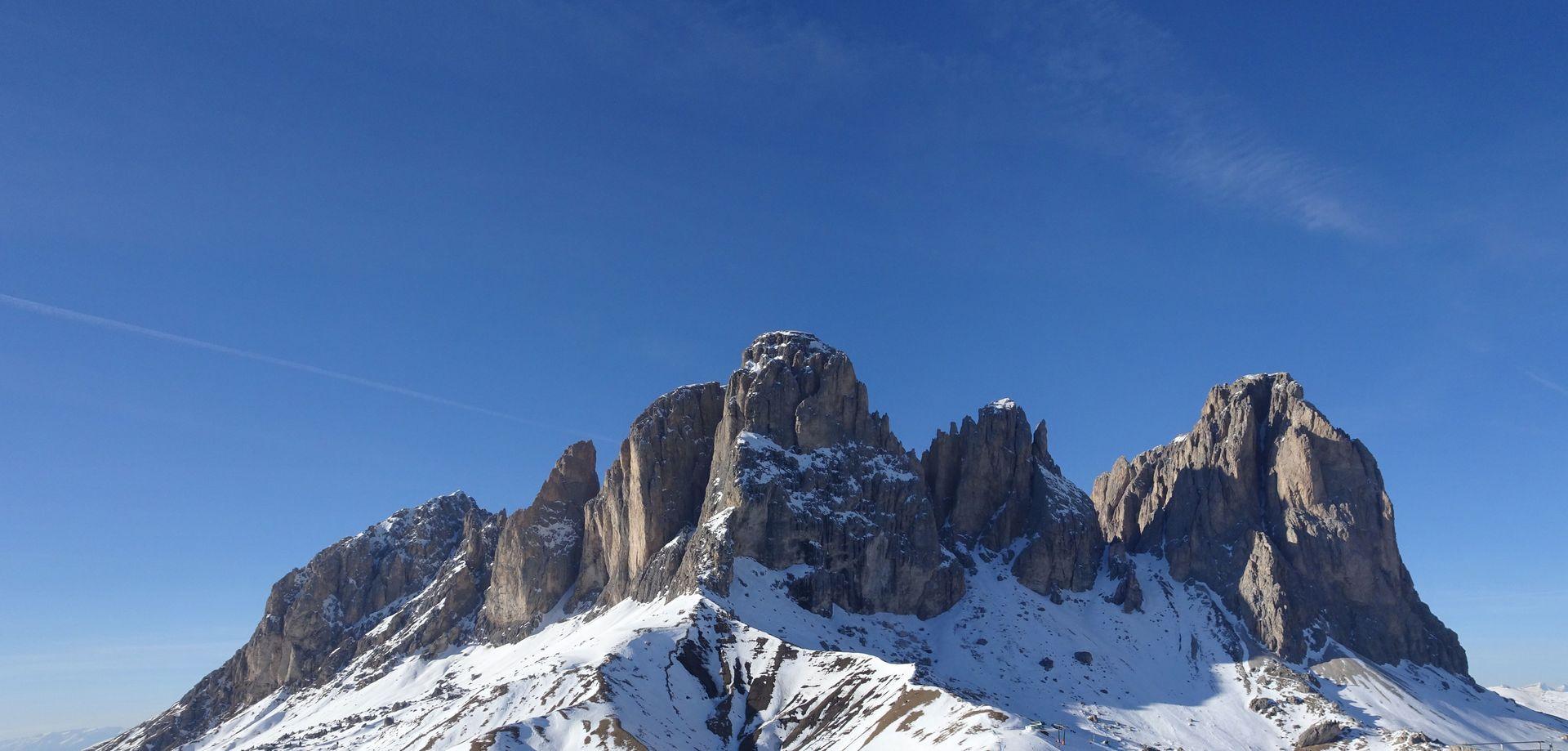 Col Rodella, Val di Fassa